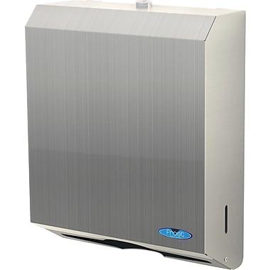 Frost – Distributeur de serviettes en papier à plis multiples avec verrou en acier inoxydable (107)