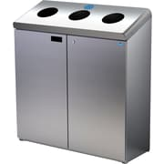 Frost Recycling Station Triple Hole, Floor Standing, stainless steele (316-S)