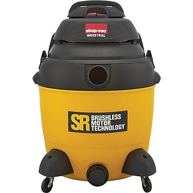 Shop Vac – Aspirateur sec/humide industriel avec moteur à réluctance commutée, 12 gallons (92412-10)