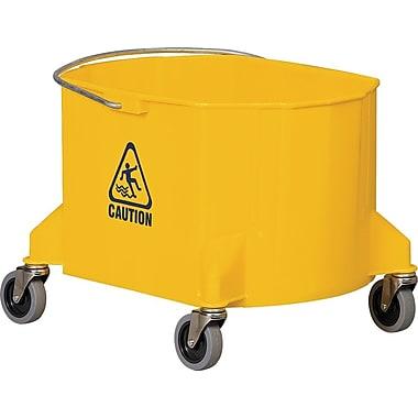 Marino – Seau à vadrouille de 8 gallons, jaune (134718)