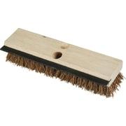 "Marino Bastainless Scrub Brush with Squeegee 11"" Wood Block (134431)"