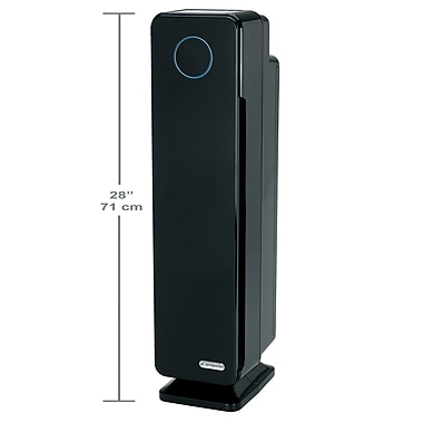 GermGuardian® – Système de purification d'air AC5350BCA Elite 4-en-1 à filtre True HEPA aux rayons UV et de réduction d'odeurs