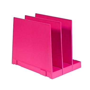 Solegear - Porte-documents vertical Good Natured, framboise