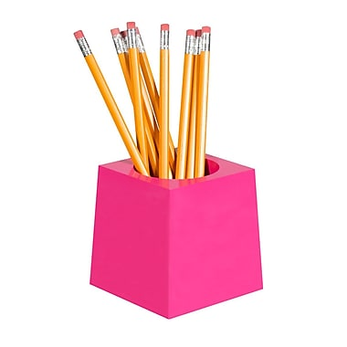 Solegear - Porte-crayons Good Natured, framboise