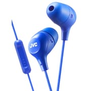 JVC Marshmallow In-Ear Headphones with Mic & Remote
