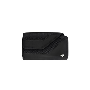 Nite Ize – Étui pour téléphone cargo robuste, noir, Grand, (CCSXL-03-01)