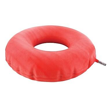 BIOS Living – Anneau gonflable en caoutchouc, 16 x 3 po, rouge (57019)