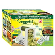 As Seen On TV Veggetti Pro, Table-Top Spiral Vegetable Cutter