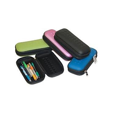 Filemode – Étui à crayons Soft Touch, couleurs variées, 6/paquet