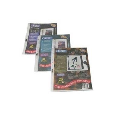 Filexec – Protège-documents, 3,6 mm, format lettre, 200/paquet