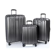 Ricardo Beverly Hills - Ensemble de 3 valises Yosemite, gris