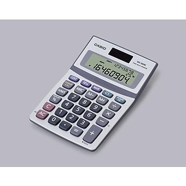 Casio® - Calculatrice commerciale MS300M CSM, 3 lignes
