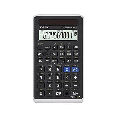 Casio® - Calculatrice scientifique fx260 SolarII