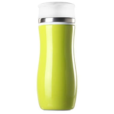 Timolino – Thermos Tazza à isolation sous vide, vert, 350 ml