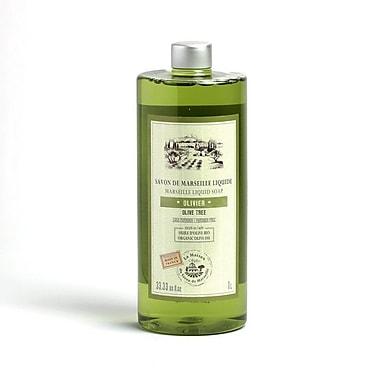 Savon de Marseille liquide, huile d'olive, 1 L