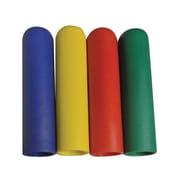 Ensemble de prise pour poignée, rouge/jaune avec bleu/vert