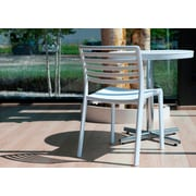 Resol-Barcelona Dd Lama Chair, White (30524)