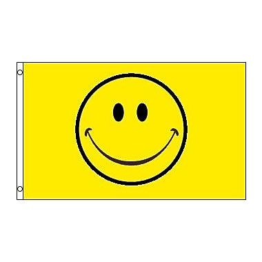 FlagsImporter Happy Face Traditional Flag