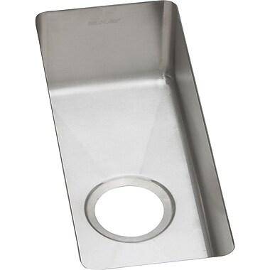 Elkay Avado 10'' x 20.5'' Stainless Steel Single Bowl Undermount Kitchen Sink