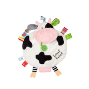 Label Label Cow Sensory Blankie