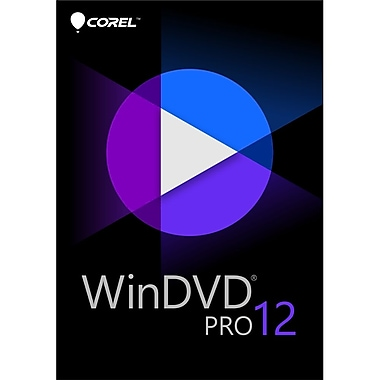 Corel Corporation – WinDVD Pro 12 [Téléchargement]