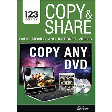 Avanquest Software 123 Copy DVD [Download]