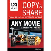 Avanquest Software 123 Copy DVD Gold [Download]