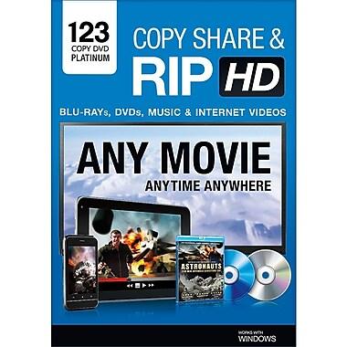 Avanquest Software 123 Copy DVD Platinum [Download]