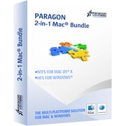 Paragon Software Group Corporation 2-in-1 Mac Bundle [Download]