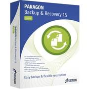 Paragon Software Group – Corporation Backup & Recovery 15 pour la maison [Téléchargement]