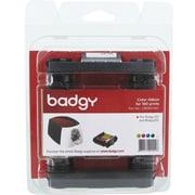 Evolis - Ruban couleur Badgy pour imprimantes Badgy100/200, 100 imprimés