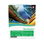 Xerox® - Papier indéchirable Revolution™ Premium™ Never Tear™, perforé à 3 trous