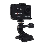 Axess® 1920 x 1080 HD Action Camera, Black (CS3608)