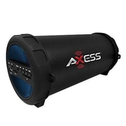 Axess® Thunder Sonic SPBT1041 10 W Indoor/Outdoor HIFI Bluetooth Speaker, Blue