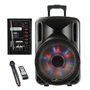 BeFree Sound Bluetooth Rechargeable Party Speaker (BFS-4435)
