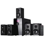 BeFree Sound BFS-450 80 W Bluetooth Speaker System, Black