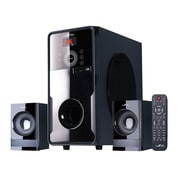 BeFree Sound 60 W 2.1 Channel Surround Sound Bluetooth Speaker System (BFS50)