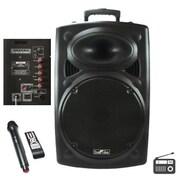 BeFree Sound Bluetooth Powered Portable PA Speaker (BFS6550)