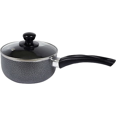 Better Chef® Aluminum 1.5 qt Non-Stick Sauce Pan, Black (91594697M)