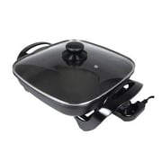 "Better Chef® 95095681M 11 1/2"" Non-Stick Electric Skillet with Lid"