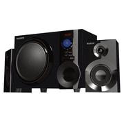 Boytone™ 60 W Bluetooth Multimedia Speaker System, Black (BT-210FD)