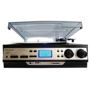 Boytone™ 3-Speed Turntable with Built In Speakers, Black (BT27RC)