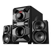 Boytone™ 60 W Bluetooth Multimedia Speaker System, Black (BT-328F)