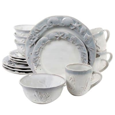 //.staples-3p.com/s7/is/. ×. Images for Gibson Elite Seashore Bay 16 Piece Stoneware Dinnerware Set (89350.16)  sc 1 st  Staples & Gibson Elite Seashore Bay 16 Piece Stoneware Dinnerware Set ...