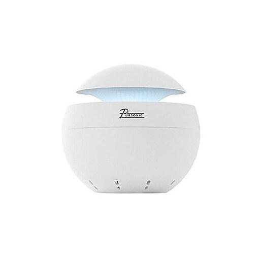 Pursonic® Plastic Compact Air Purifier, White (AP180)