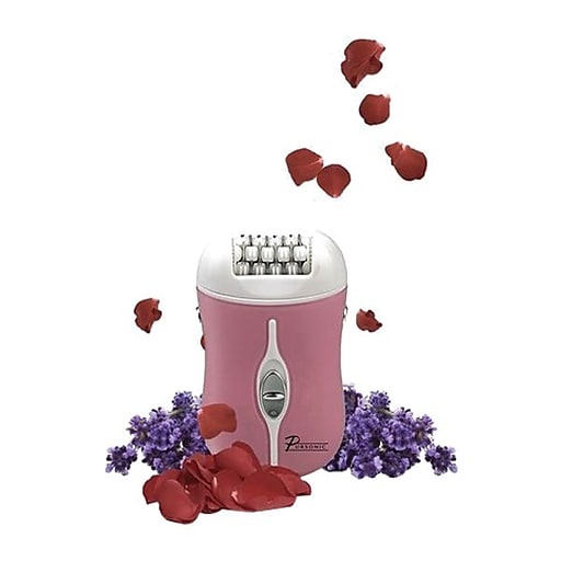 Pursonic® Two Speed Rechargeable Epilator, Pink (FE120P)