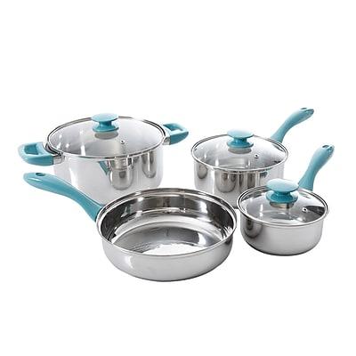 Sunbeam Jerrigan 7 Piece Tiffany Cookware Set (93595650M)