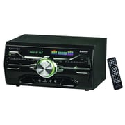Technical Pro Professional Bluetooth® DVD Receiver with Bluetooth and Video Output, Black (DV4000)