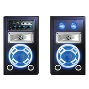 Technical Pro Stage-50 500 W Bluetooth Stage Speaker System with Party Lights