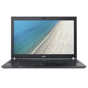 "Acer® TravelMate TMP658-MG-749P 15.6"" Notebook, LCD, Intel Core i7-6500U, 256GB SSD, 8GB RAM, Windows 7 Pro, Black"